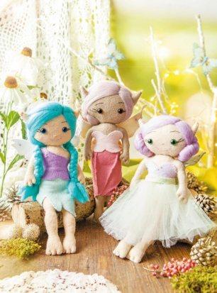 A Felt-filled Fairy Tale World   Craft Business Magazine