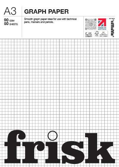 Graph Pad 90gsm 50sheets